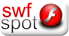 SWF Spot is a Flash/Actionscript resource site featuring tutorials, code samples, Flash applets for use on websites, and more.